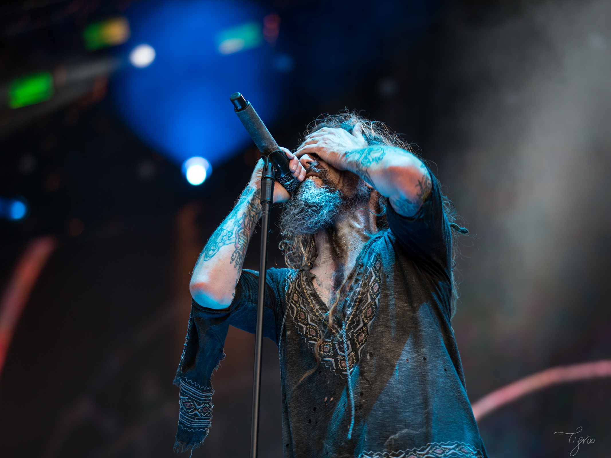 Knotfest meets Hellfest Rob Zombie